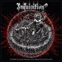 Inquisition - Bloodshed Across The Empyrean Altar Beyond The Celestial Zenith - CD + Digital