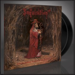 Inquisition - Into the Infernal Regions of the Ancient Cult - DOUBLE LP Gatefold