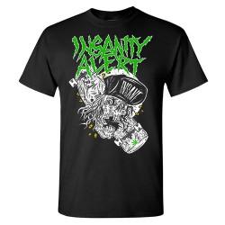 Insanity Alert - Skate-Skull - T-shirt (Homme)
