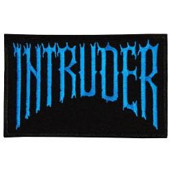 Intruder - Logo - EMBROIDERED PATCH