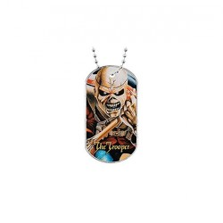 Iron Maiden - The Trooper - Dog Tag