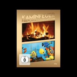 Kaminfeuer - Fireplace / Aquarium - DVD