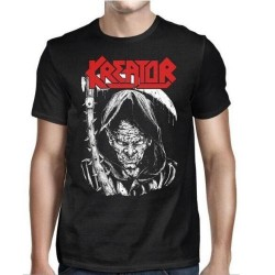 Kreator - Death Reaper - T-shirt (Men)