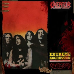 Kreator - Extreme Aggression - 3LP GATEFOLD