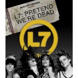 L7 - Pretend We're Dead - BLU-RAY + DVD SLIPCASE