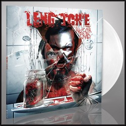 Leng Tch'e - Razorgrind - LP Gatefold Coloured + Digital
