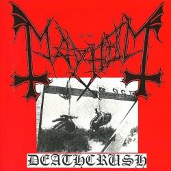Mayhem - Deathcrush - LP