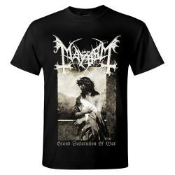 Mayhem - Grand Declaration Of War [Glyn Smyth] - T-shirt (Homme)