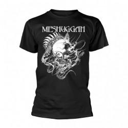 Meshuggah - Spine Head - T-shirt (Homme)