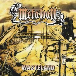 Metalian - Wasteland - CD