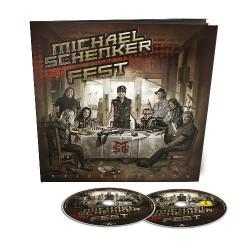 Michael Schenker Fest - Resurrection - CD + DVD earbook