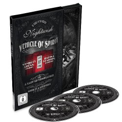 Nightwish - Vehicle Of Spirit - 3DVD BOX SET