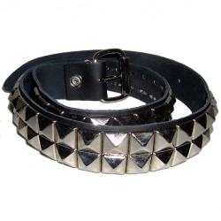 Pyramidal 2 Row - STUDDED BELT