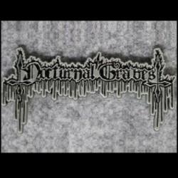 Nocturnal Graves - Logo - METAL PIN