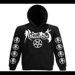 Nocturnus - Nocturnus - Hooded Sweat Shirt (Homme)