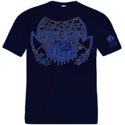 Nokturnal Mortum - Lunar Poetry 2019 TS Dark Blue - T-shirt (Homme)