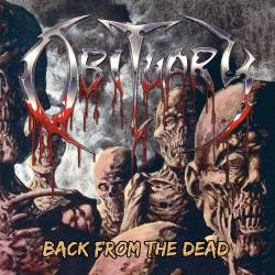 Obituary - Back From The Dead - CD DIGIPAK