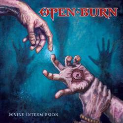 Open Burn - Divine Intermission - CD