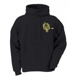 Opeth - Yellow Logo - HOODED SWEAT SHIRT (Homme)