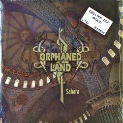 Orphaned Land - Sahara - DOUBLE LP GATEFOLD COLOURED