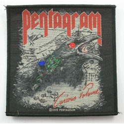 Pentagram - Curious Volume - Patch