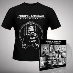 Philip H. Anselmo & The Illegals - Bundle 4 - LP gatefold coloured + T-shirt bundle (Homme)