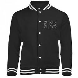 Pink Floyd - Circle Logo - Baseball Jacket (Men)