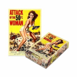 Plan 9 - Attack of the 50ft Woman - Puzzle