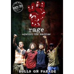 Rage Against The Machine - Bulls On Parade - DVD