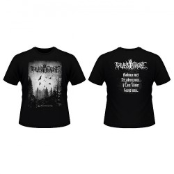 Raven Throne - Biaskoncy Snieh Casu / Niazhasnaje - T-shirt (Homme)