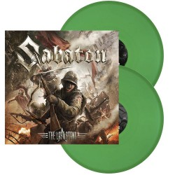 Sabaton - The Last Stand - DOUBLE LP GATEFOLD COLOURED