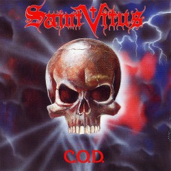 Saint Vitus - C.O.D. [2013 reissue] - CD