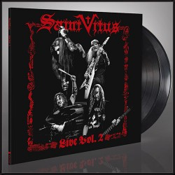 Saint Vitus - Live Vol. 2 - DOUBLE LP Gatefold + Digital