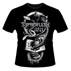 Septicflesh - Snake - T-shirt (Men)