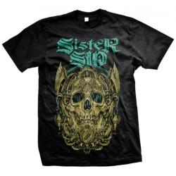 Sister Sin - Trophy Skull - T-shirt (Homme)