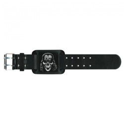 Slayer - Wehrmacht - Leather Bracelet