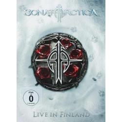 Sonata Arctica - Live In Finland - 2DVD + 2CD DIGIPACK SLIPCASE
