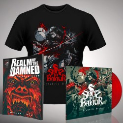 Sons Of Balaur - Bundle 9 - LP Gatefold Coloured + T-shirt + Comic Book bundle (Men)