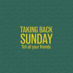 Taking Back Sunday - Tell All Your Friends - CD + DVD slipcase