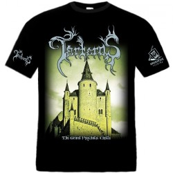 Tartaros - The Grand Psychotic Castle - T-shirt (Homme)