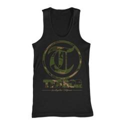 Terror - Camo (Black) - T-shirt Tank Top (Men)