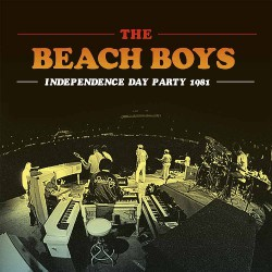 The Beach Boys - Independence Day Party 1981 - DOUBLE LP Gatefold