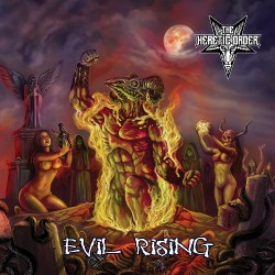 The Heretic Order - Evil Rising - CD