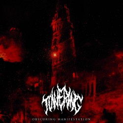 Towering - Obscuring Manifestation - CD DIGIPAK