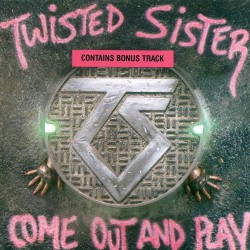 Twisted Sister - Come Out And Play - CD