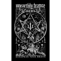Unearthly Trance - European Tour MMXVII - Silkscreen