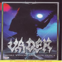 Vader - More vision and the voice - DVD