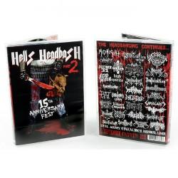 Various Artists - Hells Headbash - Part 1 - DOUBLE DVD