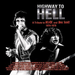 Various Artists - Highway To Hell - A Tribute To AC/DC And Bon Scott 1974-1979 - CD