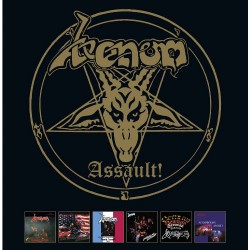 Venom - Assault ! - 4CD BOX